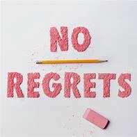 Regret It Forget It